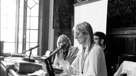Founder Jemima Lovatt awarded Universal Peace Federation Award