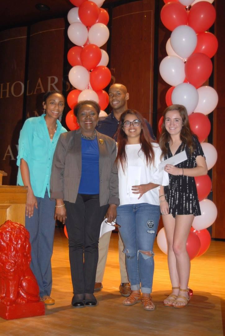 Leon High School Senior Awards Day