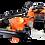Thumbnail: PERFURADOR DE SOLO 52CC PS 520 C/3 BROCAS 150/200/250MM