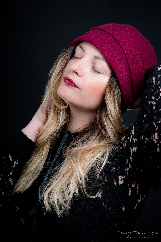 Portrait - Studio - Headshots - Claudia (6)