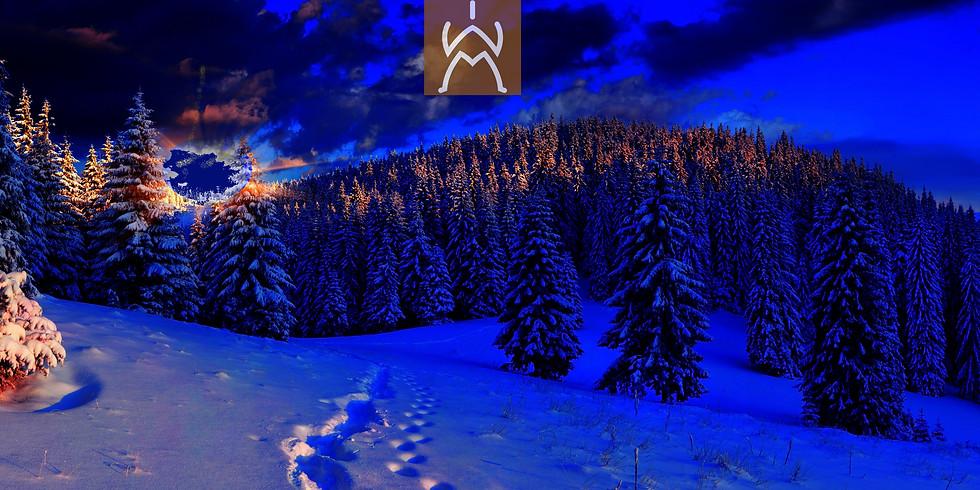 Randonnée by Night - Raquette à neige