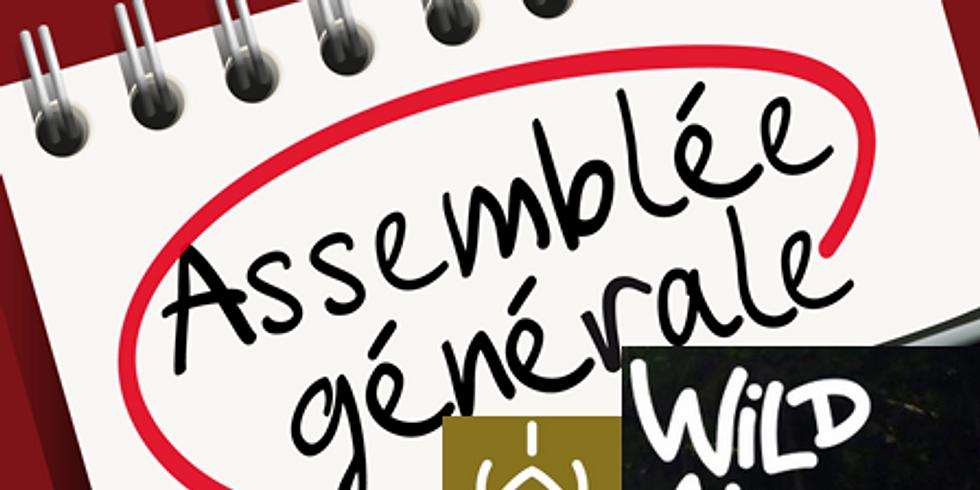 Assemblée Générale WILD MOVE 2019