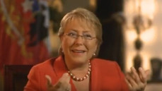 Biografía Dra. Michelle Bachelet  |  2010