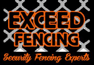 exceed fencing logo