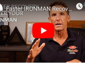 Best recovery plan post Ironman