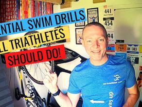 Swim Drills ALL Triathletes Should Do