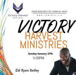 Victory Harvest Ministries