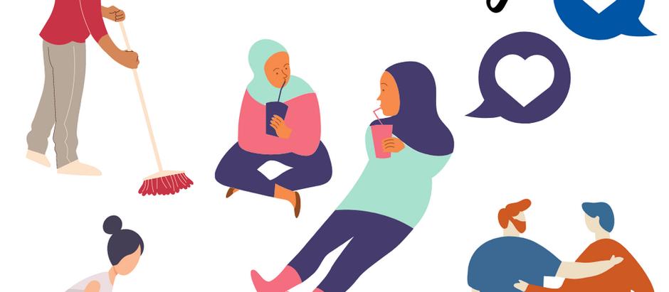 The Five Love Languages of Volunteering Series