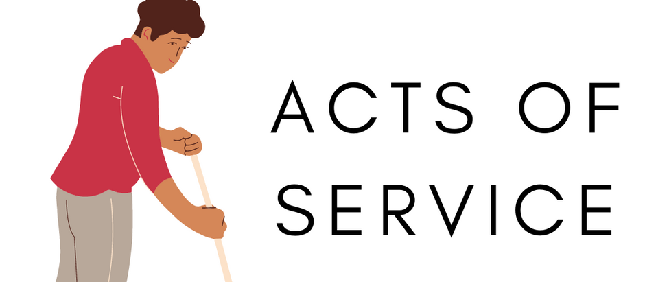 The Five Love Languages of Volunteering: Acts of Service