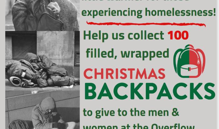 Operation Christmas Backpacks 2020