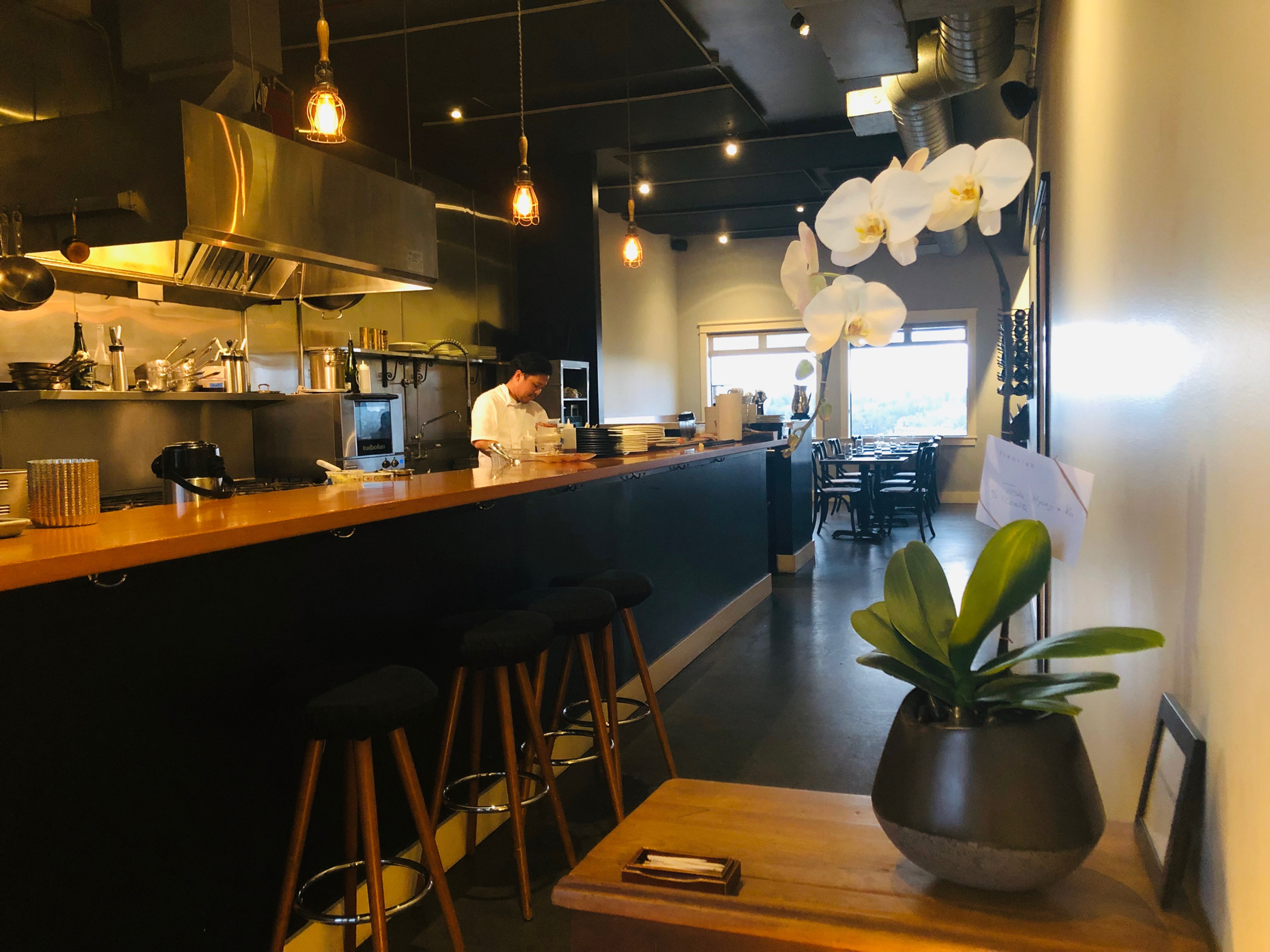 Iconiq Seattle French Japanese Cuisine