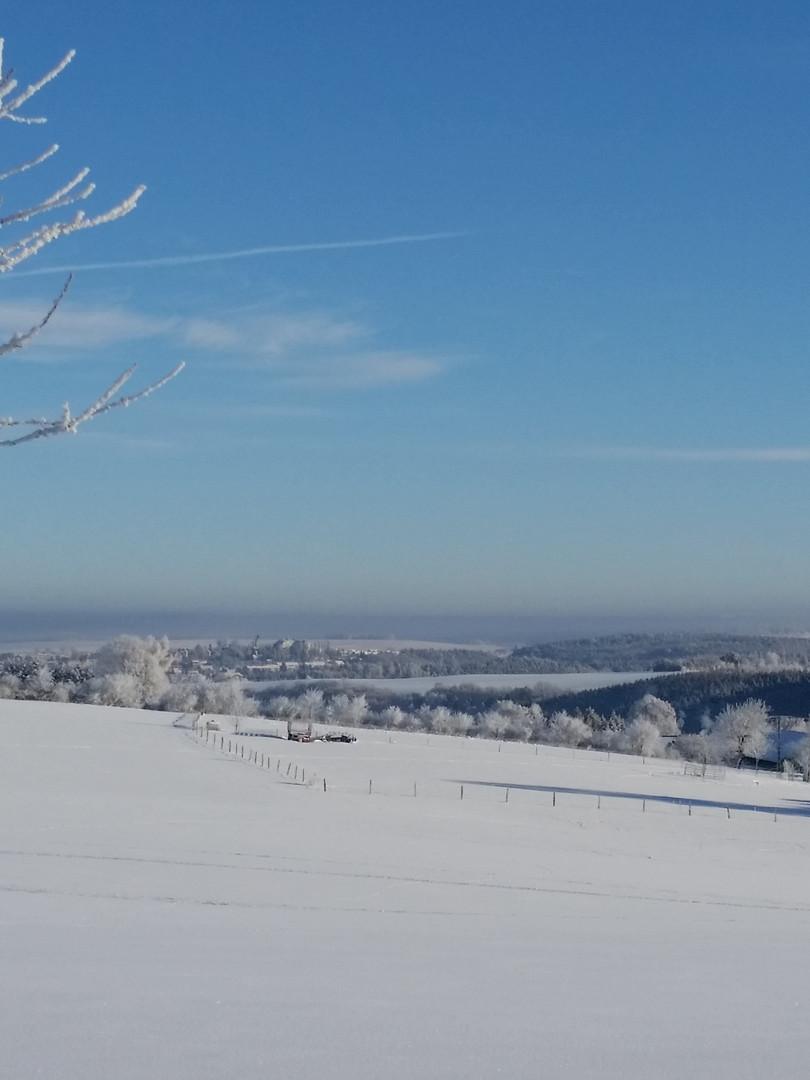 Borlas im Winter