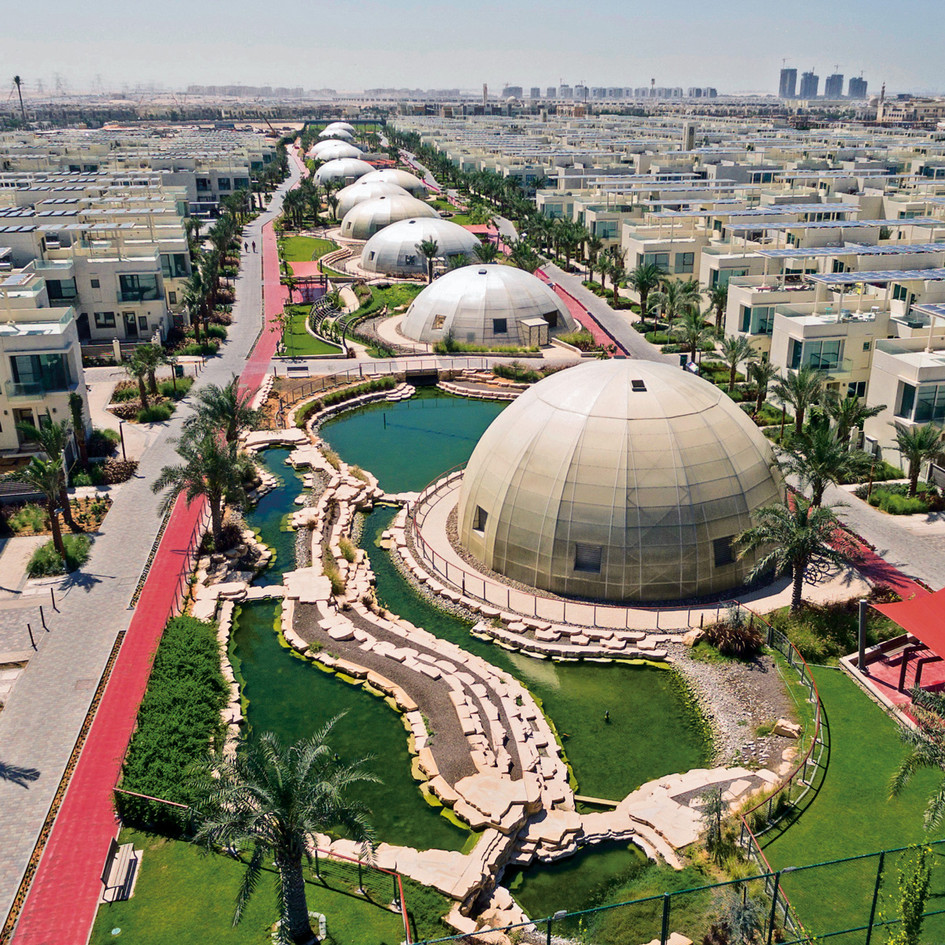 The Sustainable City, Dubai