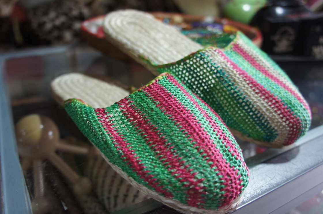 Abaca Room Slippers (Credit-Alma Gamil f