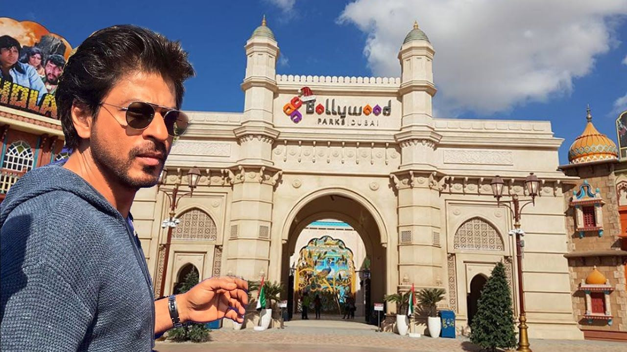 BOLLYWOODPARKS DUBAI Amusement park with a Bollywood theme