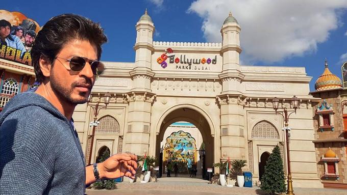 BOLLYWOODPARKS DUBAI Amusement park with a Bollywood theme