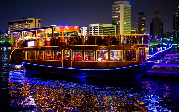 DHOW CRUISE DUBAI MARINA Marina, desert and safari