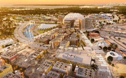 EXPO2020 Aerial