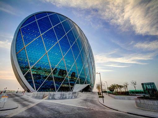 ALDAR HEADQUARTERS BUILDING World's first circular skyscraper