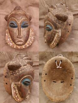Female Face Mask