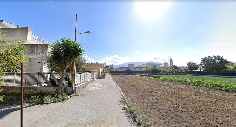 Pompei - Terreno - Via traversa Nolana
