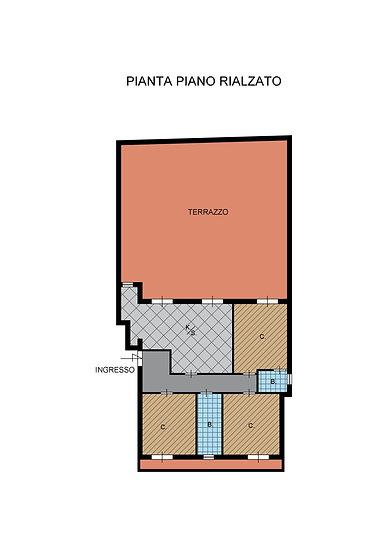 Ponte Carmiano - Appartamento Terrazzo Box Auto