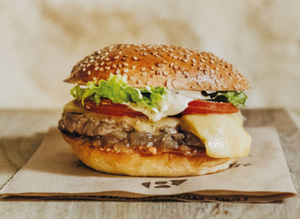 Organic Burgers, does that really exist?
