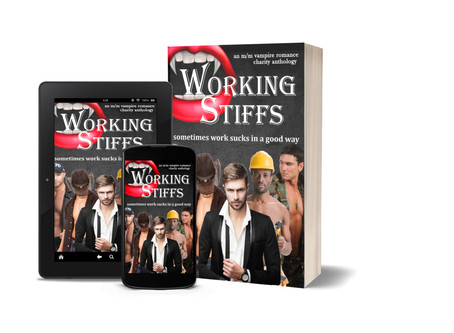 Working Stiffs: A Vampire Gay Romance Charity Anthology