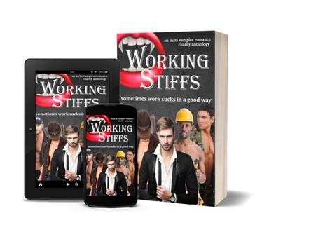 Working Stiffs: A Vampire Gay Romance Charity Anthology