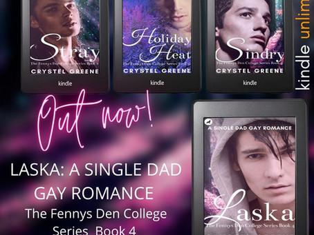 LASKA: A SINGLE DAD GAY ROMANCE