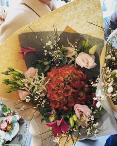 Le bouquet du week-end de Sandrine 🤩_#f
