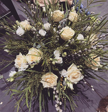 Un hommage _#fleurs #hommage #mimosa #li