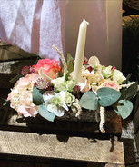 Centre de table 🤩_#centredetable #fleur