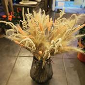 Fleurs séchées dans son joli vase 🤩_#fl