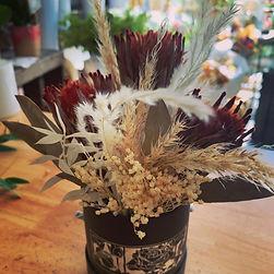 Composition_fleurs_séchées_-_Lily_&_