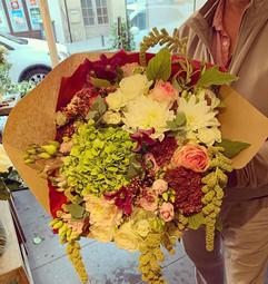 Gros bouquet du vendredi, merci pour vot