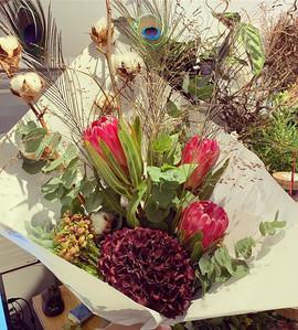 Le bouquet extravagant ça change ! _#fle