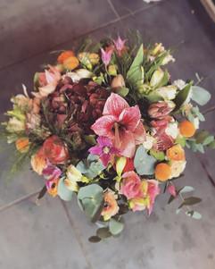 Gros bouquet du jour 🤩 _#fleurs #flower