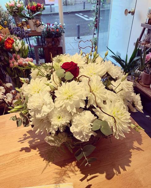 Un hommage ❤️ #fleurs #flowers #enghienl