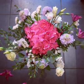 Bouquet du jour _#fleurs #flowers #bouqu