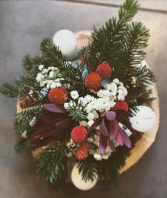 Centre de table _#fleurs #flowers #centr