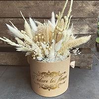 _Nouveauté_ _La boîte à chapeau de fleur