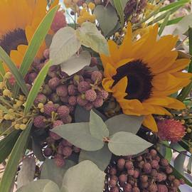Bouquet printanier en hiver 🤩_#fleurs #