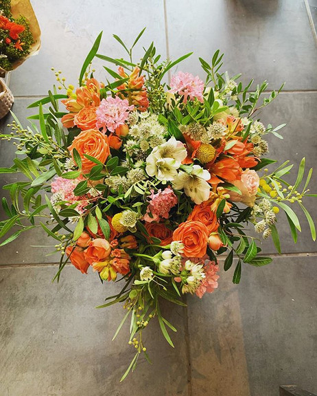 Bouquet pour un remerciement _#livraison