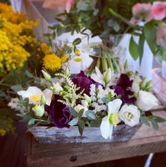 Composition du jour 🤩_#fleurs #flowers