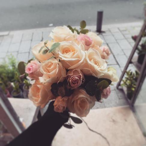 Bouquet de mariée du mois de Janvier 💐_