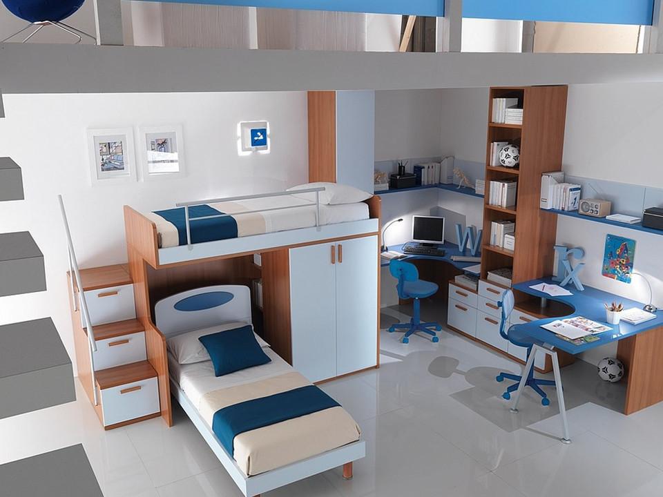 BUILT-IN KIDS BEDROOMS