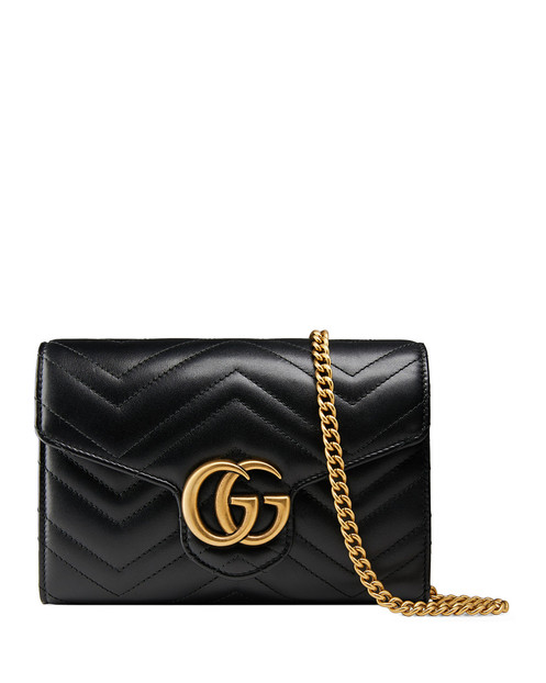 9b6c304dd996 GUCCI GG Marmont Matelassé Mini Bag