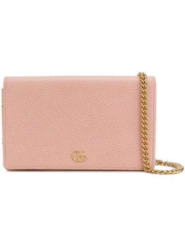 cef0d84b65fd Gucci Petite Marmont Wallet on Chain