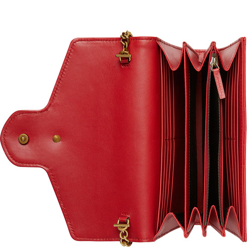 0c643a593530 GUCCI GG Marmont Matelasse Mini Bag Red